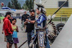 CHASING THE POW WOW – A trip Into Indian Country