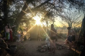 SWEATLODGE CEREMONY – HIPPIES ALLOWED